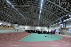 احداث بزرگ ترین سالن دوومیدانی سرپوشیده کشور در بام ایران