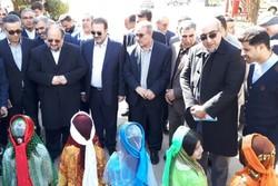 افتتاح ۶۸۷ طرح اشتغالزا در استان فارس با حضور وزیر کار