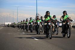 رژه موتوری و خودرویی ۲۲ بهمن در رفسنجان برگزار میشود