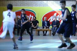 چهارمین دوره  تورنمنت مینی بسکتبال برگزار شد