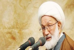 Top Bahraini Shia cleric arrives in Iran's Mashhad city Sat.