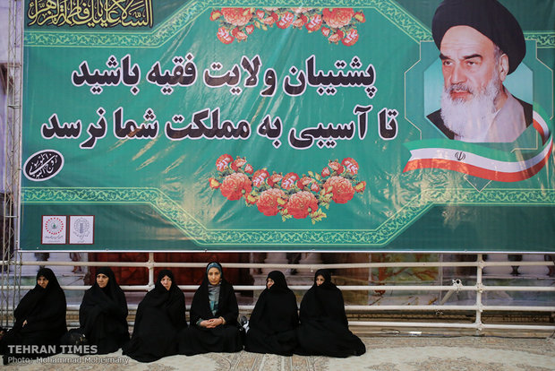 Iran marks anniversary of Imam Khomeini's return from exile