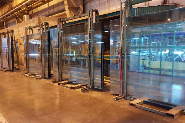 تولید بیش از ۲.۵ میلیون تن شیشه در کشور