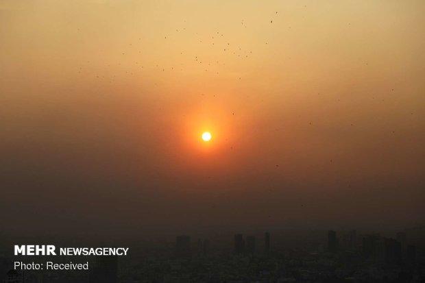 آلودگی هوا در بانکوک