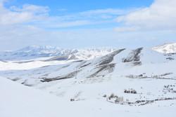 بارش برف در غرب، باران در جنوب و طوفان شن در شرق کرمان در یک روز