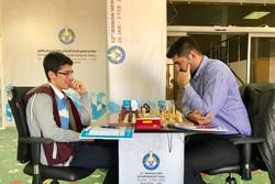ادامه رقابتهای شطرنج قهرمانی کشور با صدرنشینی فیروزجا