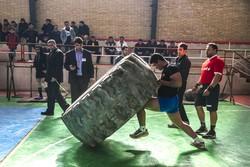 نفرات برتر مسابقات قویترین مردان استان مرکزی معرفی شدند