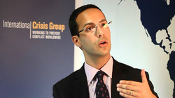 Ali Vaez, director of the Iran program for International Crisis Group