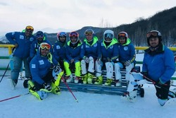 Female skiers collect 12 medals at Armenia's intl. alpine event