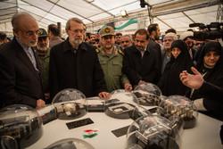 """افتتاح معرض """"انجازات الثورة الاسلامية خلال اربعين عاما"""" / صور"""