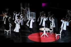 اجرای ویژه و تمدید نمایش «ازدواج آقای می سی سی پی»