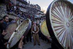 """İran'daki geleneksel """"Pir Şaliyar"""" töreninden kareler"""