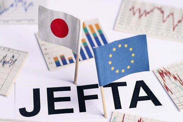 بزرگترین منطقه آزاد تجاری جهان میان اروپا و ژاپن راه اندازی شد