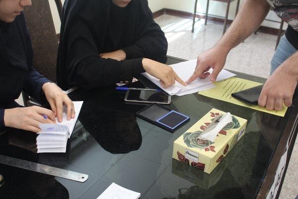 انتخابات شورای صنفی دانشجویی دانشگاه تهران دوشنبه برگزار می شود