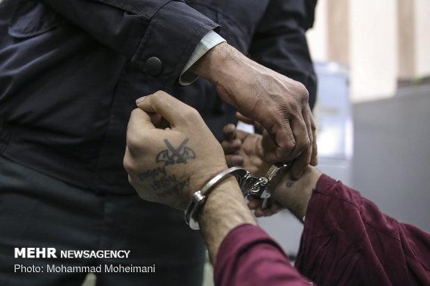 دستگیری سارق حرفه ای منزل در شهرستان شادگان