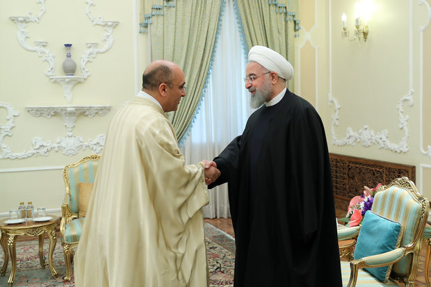 Iran ready to cement ties with Tunisia: Pres. Rouhani