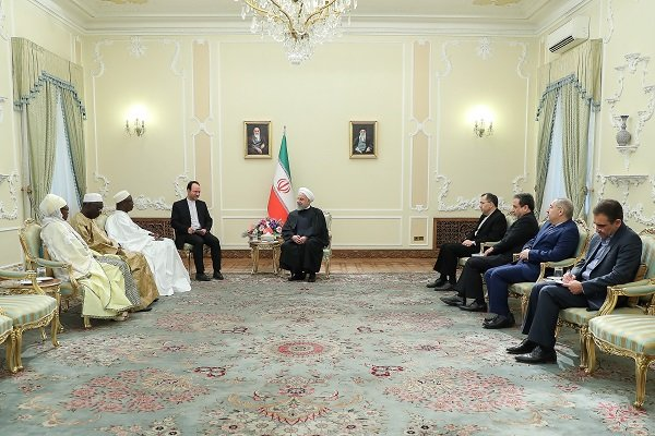 Iran willing to deepen ties with African countries