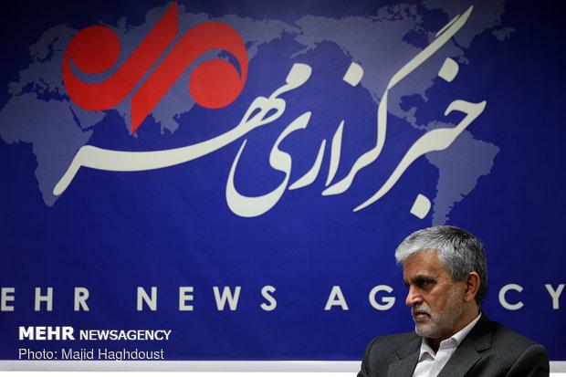 گفتگو با سید محسن قمصری مدیر سابق امور بین الملل شرکت ملی نفت