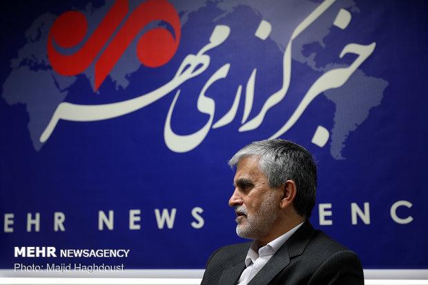 گفتگو با سید محسن قمصری مدیر سابق امور بین الملل شرکت ملی نفت ایران