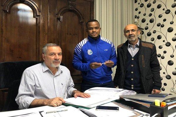 بازیکنان خارجی استقلال تهران ثبت قرارداد کردند