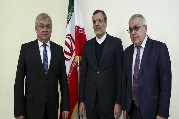 Iranian, Russian top diplomats confer on Syria in Tehran