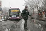 برف و باران در سراسر کشور/تهران فردا سردتر می شود