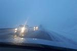 برف و باران در محورهای مواصلاتی غرب کشور