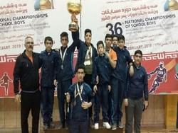 تیم کردستان قهرمان ورزش های زورخانه ای و کشتی پهلوانی کشور شد