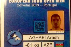 یک جودوکار دیگر هم از  ایران رفت/ مبارزه ملیپوش ایران برای آذربایجان