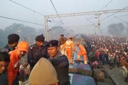 بھارت میں ٹرین حادثہ، 7 افراد ہلاک، 29 زخمی