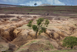 Soil erosion reaches 16.7 tons per ha annually