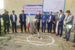 عملیات احداث ۳ طرح آموزشی در شهرستان دیر آغاز شد