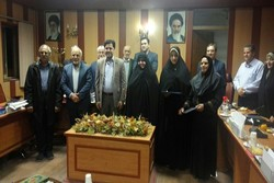 بانوان کرمانی مدال آور پارالمپیک مورد تجلیل قرار گرفتند