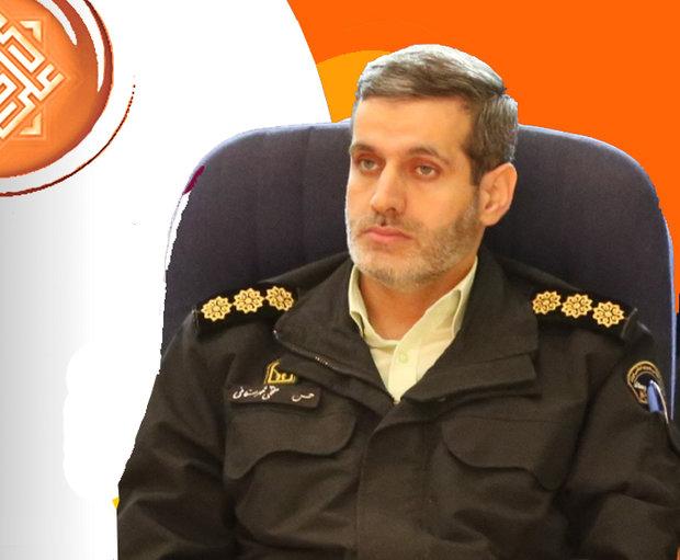 ۳۴۵ برنامه طی هفته ناجا در استان مرکزی برگزار میشود