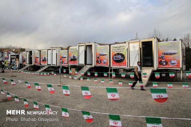 IRGC's Combat Casualty Care exercise