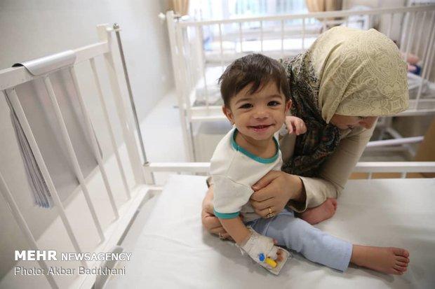 """افتتاح قسم والكبد والتغذية بمستشفى الاطفال """"مفيد"""""""