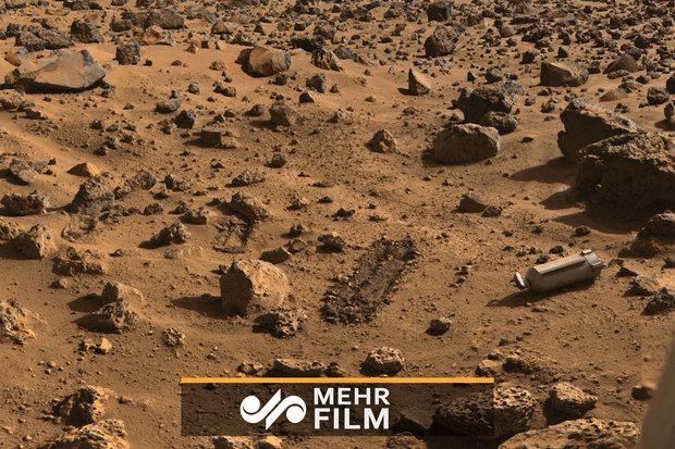 جاذبه مریخ اندازه گیری شد