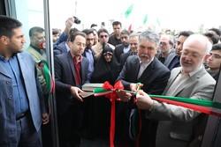 کتابخانه مرکزی مشهد به بهره برداری رسید