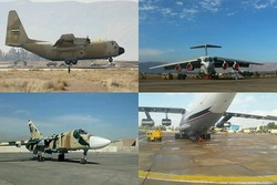 Army overhauls 5 transport, military, fighter aircraft