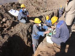 بهره برداری از ۲۱ پروژه گازرسانی در شهرستان قروه
