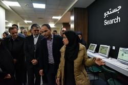 افتتاح مكتبة الإمام الخميني المركزية في مشهد/صور