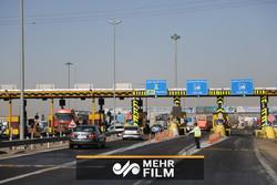 تعیین عوارض برای عبور از یک زیرگذر در تهران