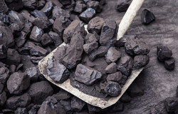 Annual coal output