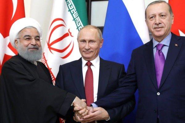نشست سه جانبه ایران، روسیه و ترکیه ۲۵ بهمن در سوچی برگزار می شود