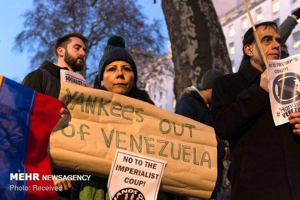 سفیر ونزوئلا در روسیه: تهدید تهاجم به ونزوئلا باقی است