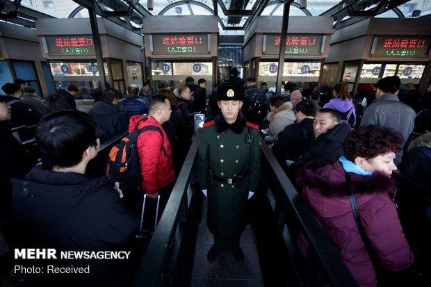 فصل سفر در چین