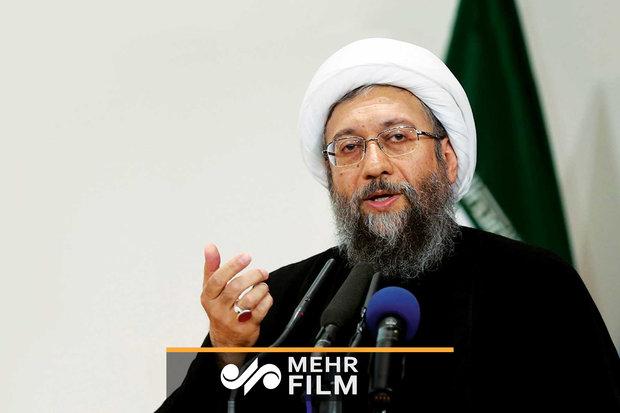توصیه آیت الله آملی لاریجانی به رئیس جدید قوه قضائیه/صبر صبر صبر
