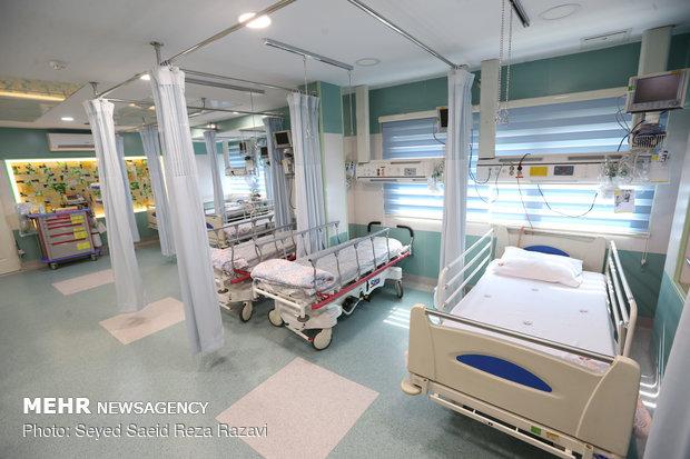 افتتاح مرکز تصویربرداری و کلینیک های تخصصی بیمارستان ساسان