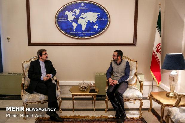 گفتگوی اختصاصی مهر با سخنگوی وزارت امور خارجه