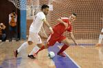 پیروزی تیم ملی فوتسال ایران مقابل قزاقستان در تورنمنت کاسپین